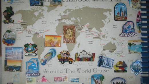 Il giro del Mondo